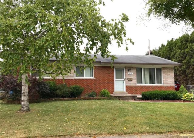 1879 Coventry Drive, Troy, MI 48083 (MLS #218079969) :: The Toth Team