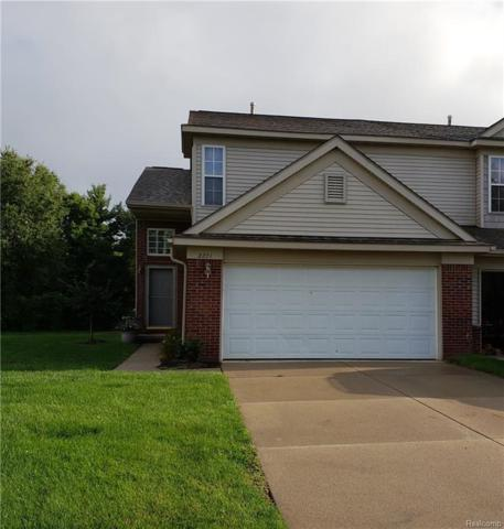 2271 Crystal Crossing, Marion Twp, MI 48843 (#218079971) :: RE/MAX Classic
