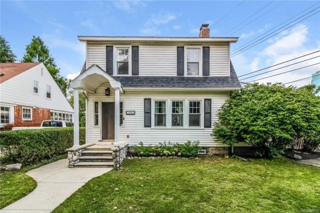 156 W Maplehurst Street, Ferndale, MI 48220 (#218080007) :: Duneske Real Estate Advisors