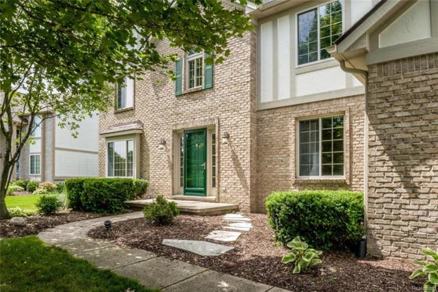 912 Mountainside Drive, Orion Twp, MI 48362 (#218080017) :: RE/MAX Classic