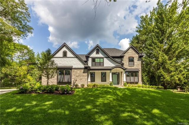 LOT 22 Ascott Lane, Commerce Twp, MI 48382 (MLS #218080036) :: The Toth Team