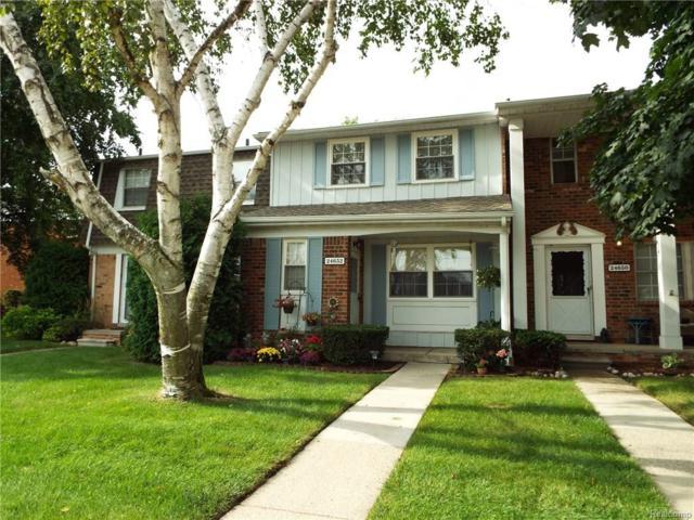 24652 Olde Orchard Street, Novi, MI 48375 (#218080142) :: Keller Williams West Bloomfield