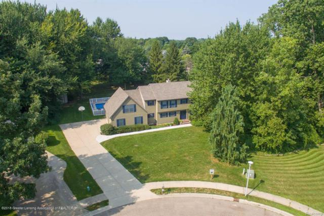 4875 Ohchi Court, Delhi Charter Twp, MI 48842 (MLS #630000229663) :: The Toth Team