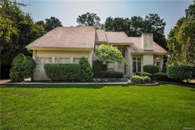 28872 Piedmont Drive, Farmington Hills, MI 48331 (#218080210) :: RE/MAX Classic
