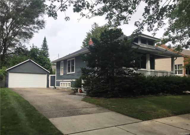 916 Cherokee Avenue, Royal Oak, MI 48067 (#218080248) :: RE/MAX Classic
