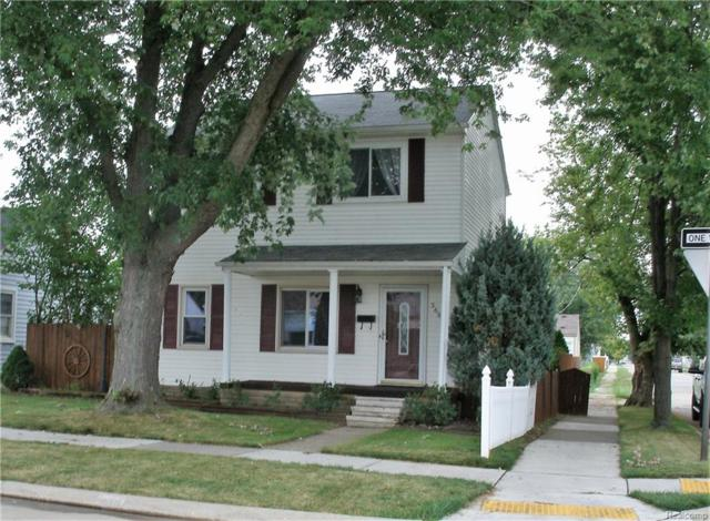 3689 20TH Street, Wyandotte, MI 48192 (#218080251) :: RE/MAX Classic
