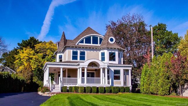 365 Lake Shore Road, Grosse Pointe Farms, MI 48236 (#218080290) :: Duneske Real Estate Advisors