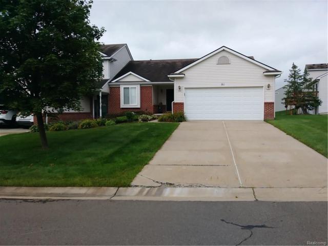 51 Sedum #144, Howell, MI 48843 (#218080361) :: Duneske Real Estate Advisors