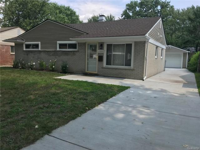 27620 Barrington Street, Madison Heights, MI 48071 (#218080387) :: RE/MAX Vision