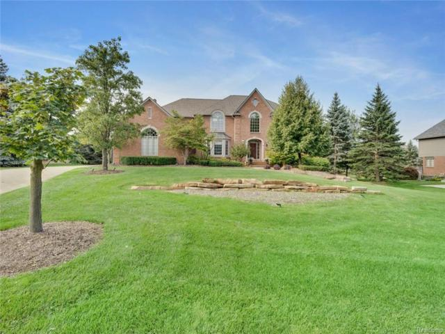 3415 Vineyard Hill Drive, Oakland Twp, MI 48306 (#218080453) :: RE/MAX Classic
