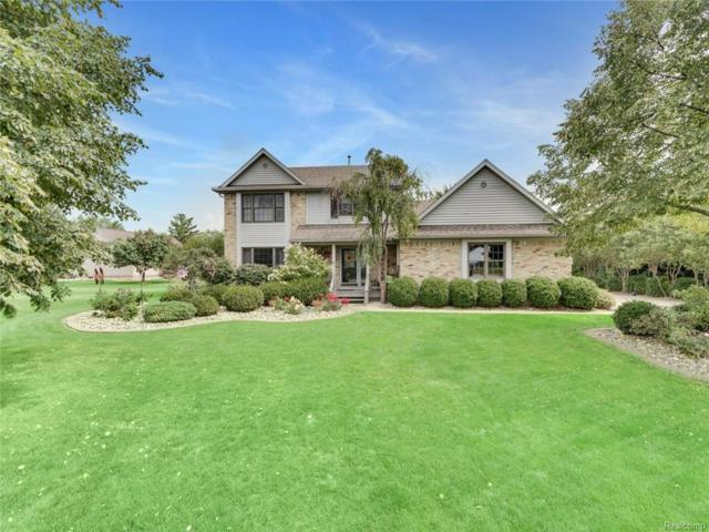 2457 Atlas Road, Davison Twp, MI 48423 (#218080491) :: RE/MAX Nexus