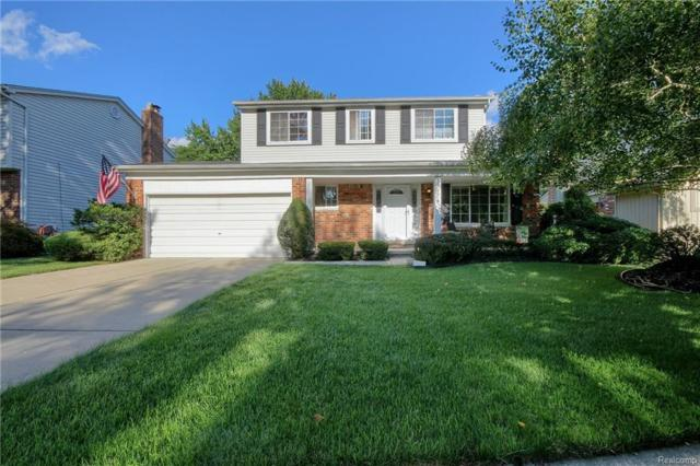 6276 New England Lane, Canton Twp, MI 48187 (#218080504) :: Duneske Real Estate Advisors