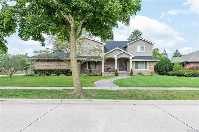 161 Woodcrest Drive, Dearborn, MI 48124 (#218080552) :: The Mulvihill Group