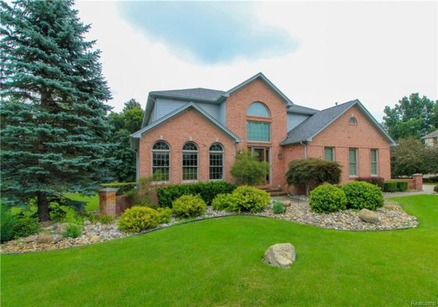 11368 Fawn Valley Trail, Tyrone Twp, MI 48430 (MLS #218080555) :: The Toth Team