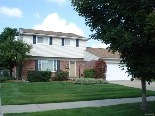 31655 Edgeworth Drive, Madison Heights, MI 48071 (#218080575) :: RE/MAX Vision