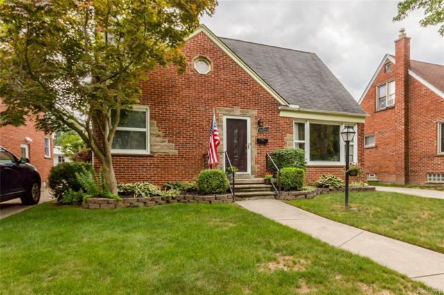 19023 Snow Avenue, Dearborn, MI 48124 (#218080623) :: RE/MAX Classic