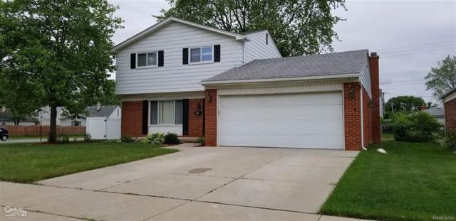 1836 Millard, Madison Heights, MI 48071 (#58031357537) :: RE/MAX Vision