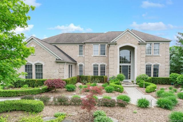 2447 Selkirk Court, Oakland Twp, MI 48306 (#218080699) :: RE/MAX Classic