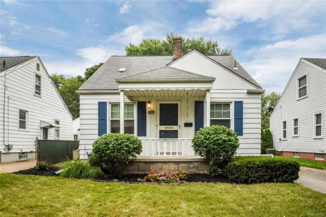900 N Edison, Royal Oak, MI 48067 (#218080721) :: Duneske Real Estate Advisors