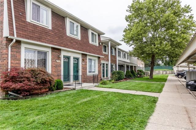 13454 Denver Circle E, Sterling Heights, MI 48312 (#218080834) :: Duneske Real Estate Advisors