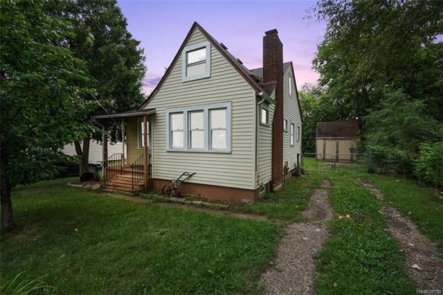782 Kenilworth Avenue, Pontiac, MI 48340 (#218080944) :: Duneske Real Estate Advisors