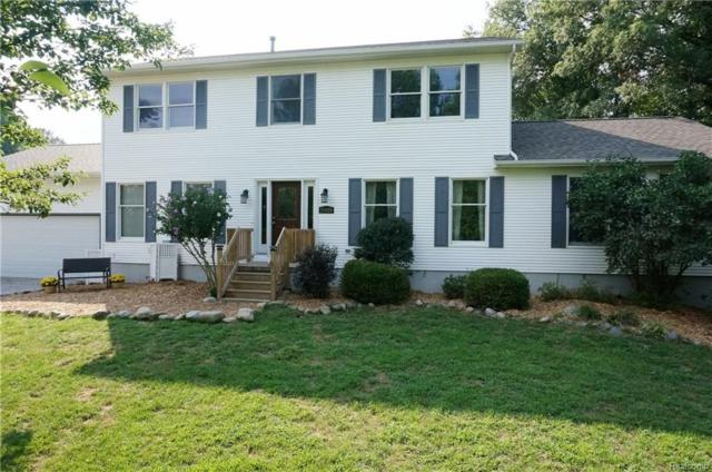 21020 Clark Road, Sumpter Twp, MI 48111 (#218081050) :: RE/MAX Classic