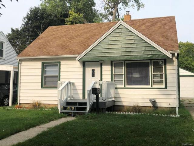 3606 Glenwood Avenue, Lansing, MI 48910 (MLS #630000229723) :: The Toth Team