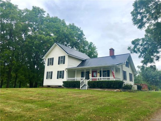 4025 Hollow Corners Rd, Dryden Twp, MI 48428 (#218081379) :: RE/MAX Vision