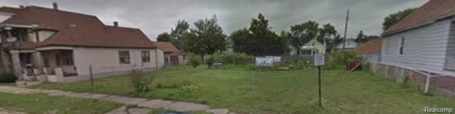 11646 Saint Aubin Street, Hamtramck, MI 48212 (MLS #218081463) :: The Toth Team