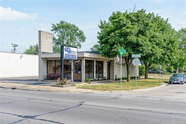 23351 Ford Road, Dearborn, MI 48128 (MLS #218081731) :: The Toth Team