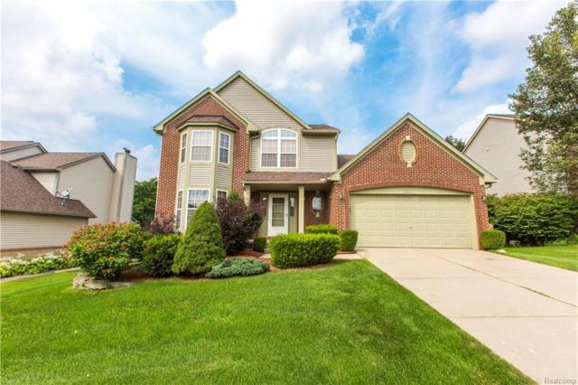 2820 Augusta Drive, Commerce Twp, MI 48382 (MLS #218081833) :: The Toth Team