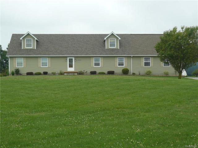 7855 War Road, Frenchtown Twp, MI 48166 (#218081866) :: RE/MAX Classic