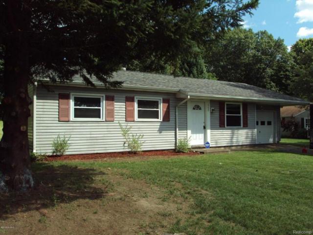660 Wright St, JONESVILLE VLLG, MI 49250 (#53018041526) :: Duneske Real Estate Advisors
