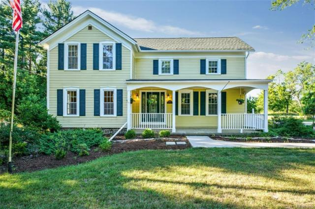 4200 Perryville Road, Groveland Twp, MI 48462 (MLS #218082194) :: The Toth Team