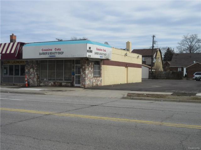 7910 Schaefer Road, Dearborn, MI 48126 (MLS #218082203) :: The Toth Team