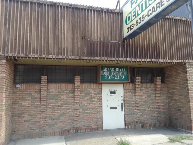 22116 Grand River Avenue, Detroit, MI 48219 (#218082264) :: RE/MAX Classic
