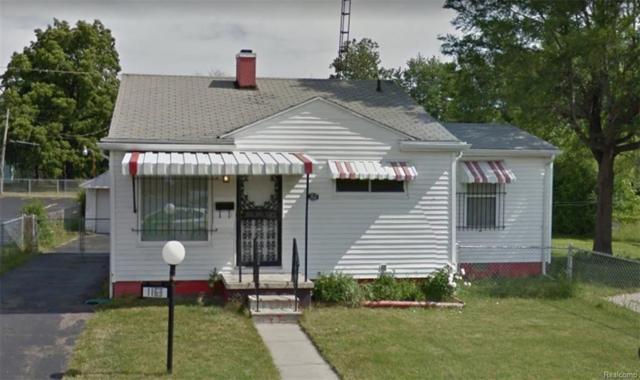 1163 E Holbrook Avenue, Flint, MI 48505 (MLS #218082493) :: The Toth Team
