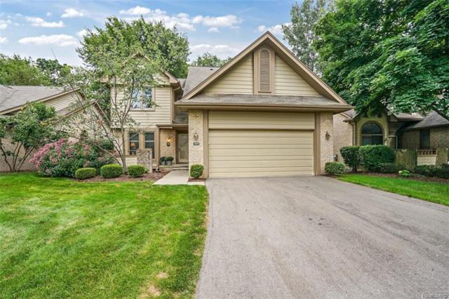 4860 Pelican Way, West Bloomfield Twp, MI 48323 (#218082532) :: RE/MAX Classic