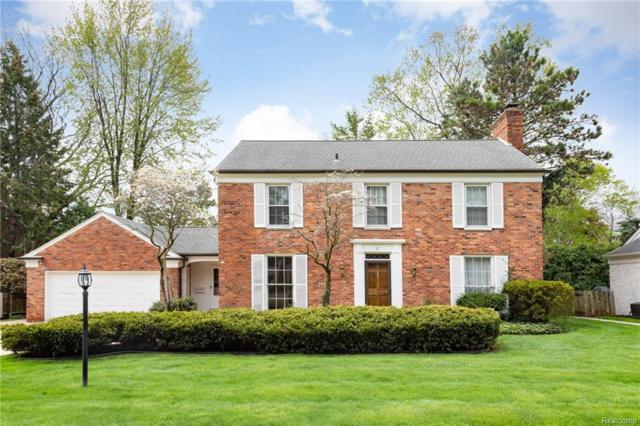 39 Deming Lane, Grosse Pointe Farms, MI 48236 (MLS #218082556) :: The Toth Team