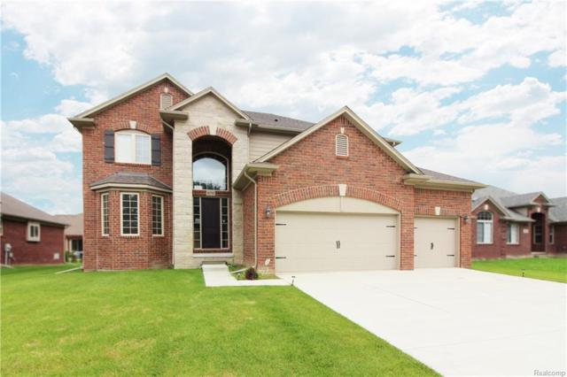 43792 Grouse Drive, Clinton Twp, MI 48038 (MLS #218082741) :: The Toth Team