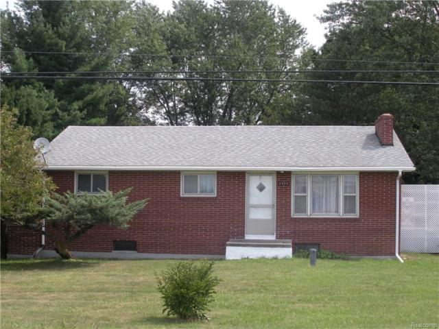 4543 Howland Road, Almont Twp, MI 48003 (MLS #218082790) :: The Toth Team