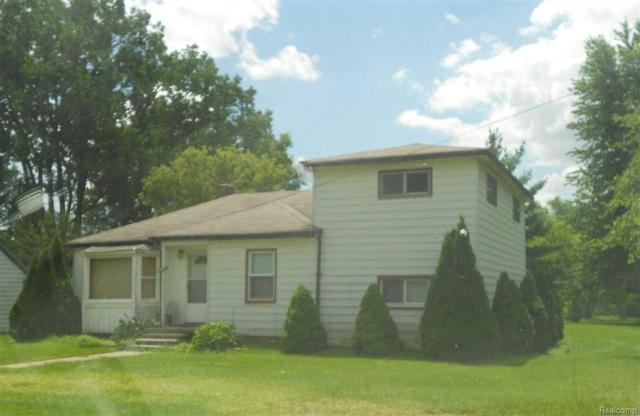 24563 West Road, Brownstown Twp, MI 48134 (#218082819) :: RE/MAX Classic