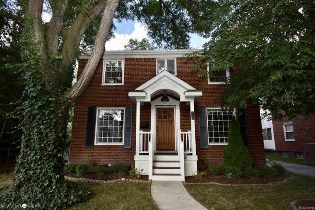 488 Fisher Rd, Grosse Pointe Farms, MI 48230 (MLS #58031358087) :: The Toth Team