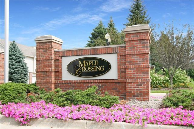 8203 Chesapeake cir Chesapeake Circle, Commerce Twp, MI 48390 (MLS #218082855) :: The Toth Team