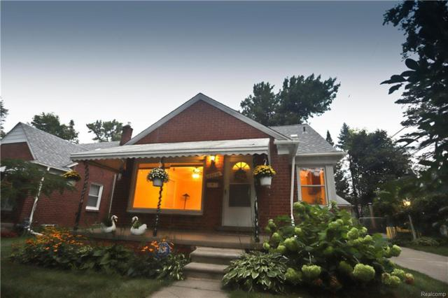 23230 Tireman Street, Dearborn Heights, MI 48127 (#218082864) :: Duneske Real Estate Advisors