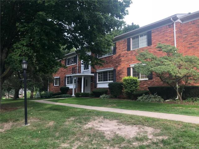 1705 Huntingwood Lane C, Bloomfield Hills, MI 48304 (#218082966) :: Duneske Real Estate Advisors