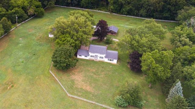 6307 N Dearing Road, Sandstone Twp, MI 49269 (#543259799) :: The Buckley Jolley Real Estate Team