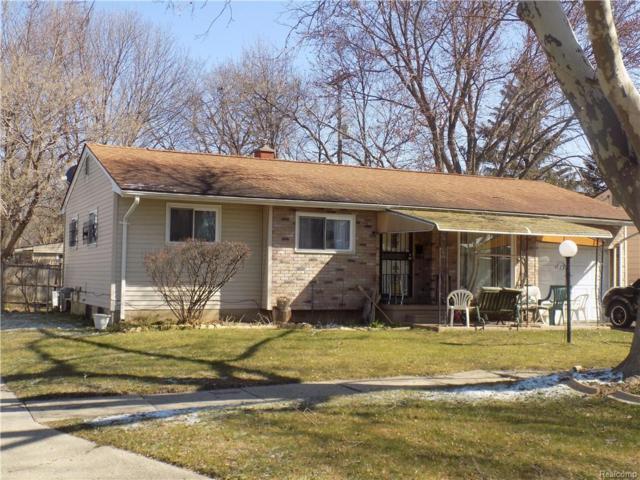 3515 Providence Street, Flint, MI 48503 (#218083063) :: RE/MAX Nexus