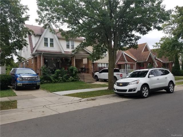 6860 Appoline Street, Dearborn, MI 48126 (MLS #218083081) :: The Toth Team