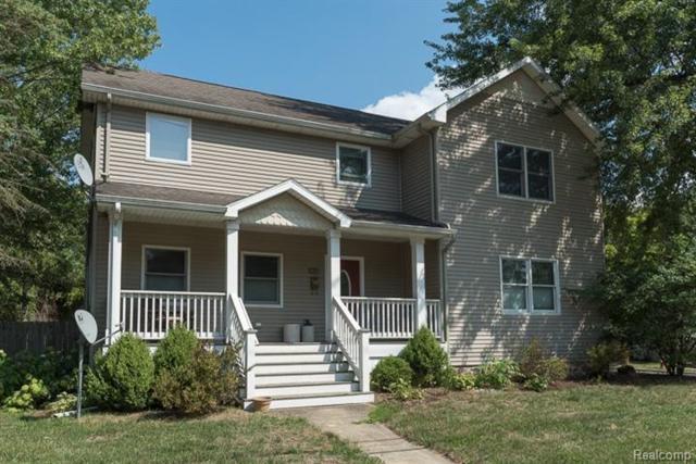 604 N Main Street, Chelsea, MI 48118 (#543259791) :: Duneske Real Estate Advisors
